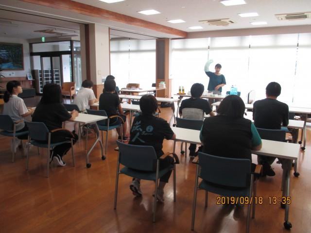 桜英水苑『排泄ケア研修(第3回)を開催しました。』