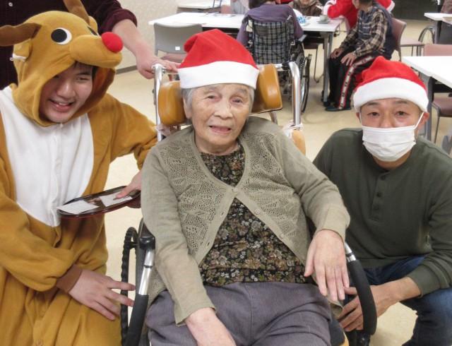 日永特養『クリスマス喫茶』