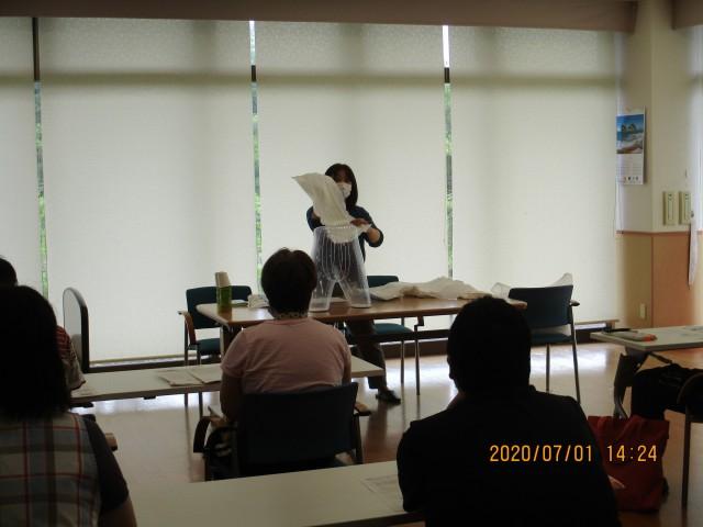 桜英水苑『第2回排泄ケア研修』