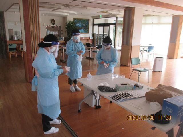 桜英水苑『第8回感染対策研修会を開催しました。』