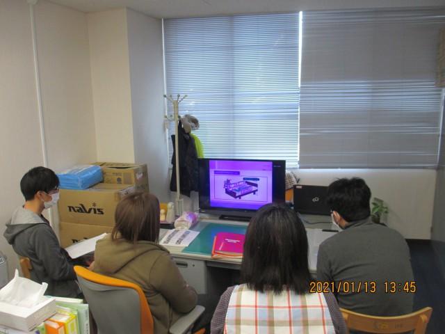 桜英水苑『褥瘡ケアの勉強会をおこないました。』