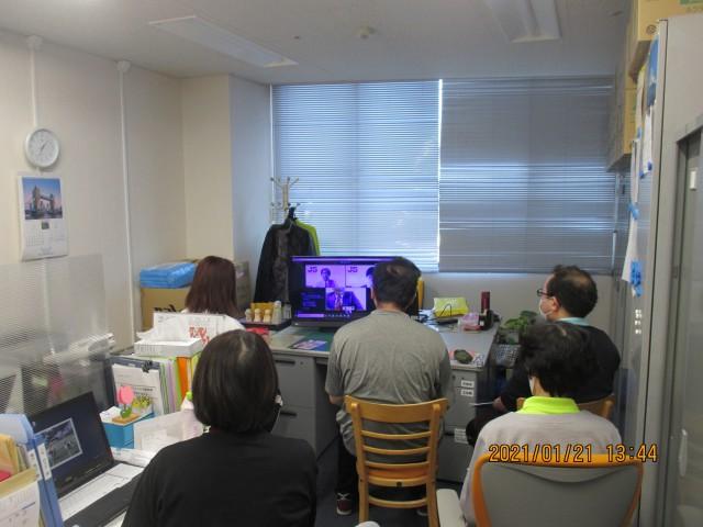 桜英水苑『口腔ケア研修会に参加しました。』