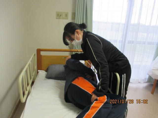 桜英水苑『褥瘡ケアの勉強会(第3回)を開催しました。』