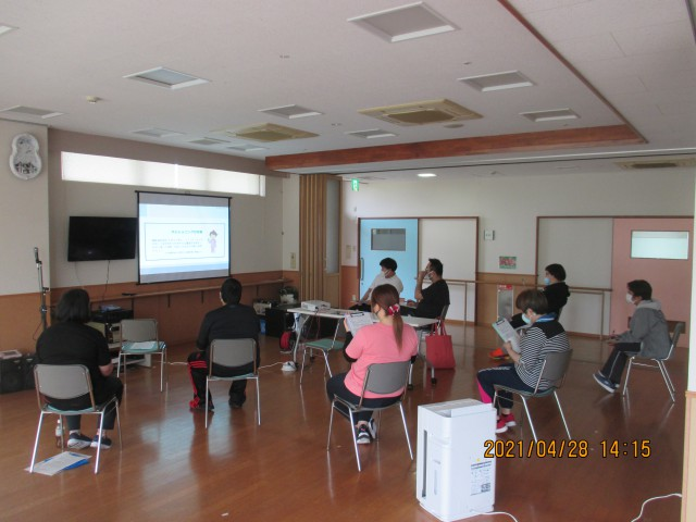 桜英水苑『ポジショニング勉強会を開催しました。』